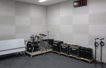 音楽スタジオ(録音室併設)