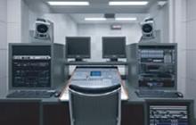 音楽スタジオ(録音室)